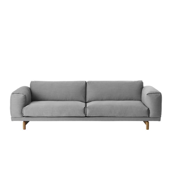 Muuto Rest Sofa 3-Sitzer