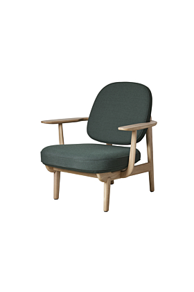 Fritz Hansen Fred Lounge Chair JH97