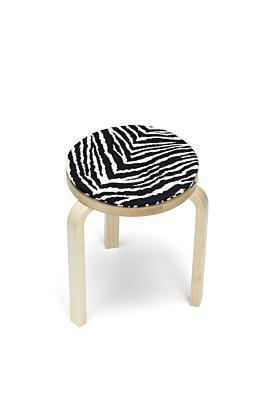 Artek Zebra Sitzkissen