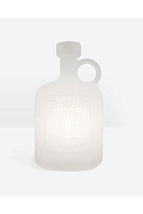 Bottle of Light Lampe