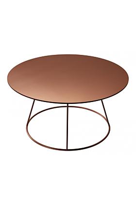 Swedese Breeze Tisch Kupfer
