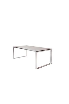 Cane-line Edge Tisch 210x100 cm Inkl. 2 Erweiterungsmodule