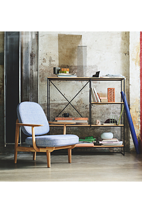 Fritz Hansen Planner Regal Medium