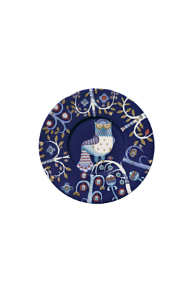 Iittala Taika Kaffeeuntertasse 15 cm Blau