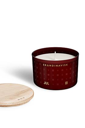 Skandinavisk JUL Seasonal Duftkerze (Weihnachten) 90g