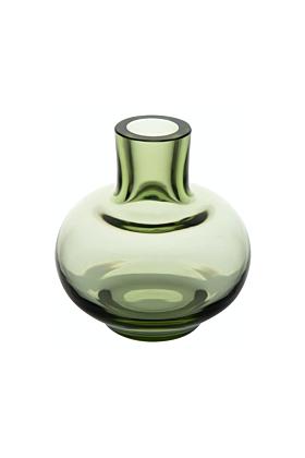 Marimekko Mini Vase Moosgrün
