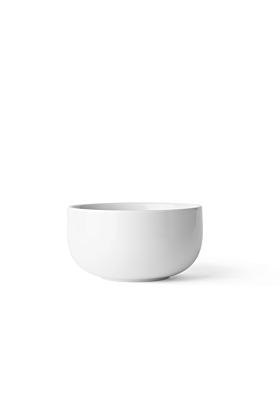 Menu New Norm Schale Ø 10 cm Weiss