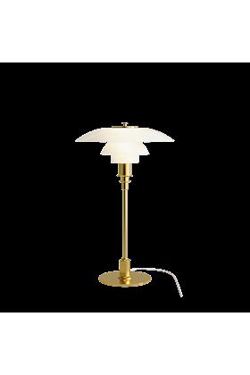 Louis Poulsen PH 3/2 Tischlampe Messing