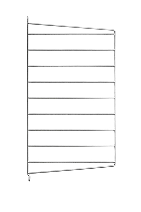 String Seitenwand 50x30 cm Galvanisiert/1er Pack