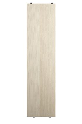 String Regalboden 78x20 cm Esche/3er Pack