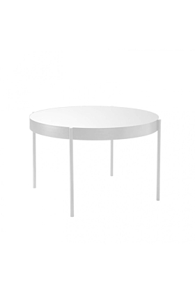 Verpan Serie 430 Tisch Ø120 cm